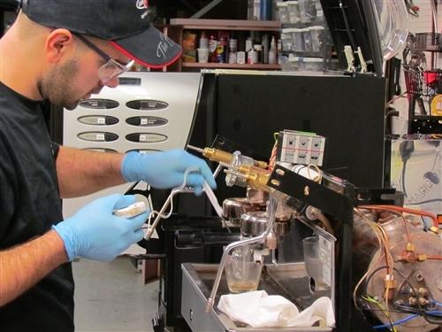 repair your coffee machine